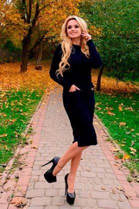 черное вязаное платье фото
