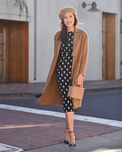 Красивое пальто оверсайз фото