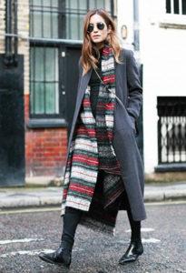 Пальто оверсайз зимой фото
