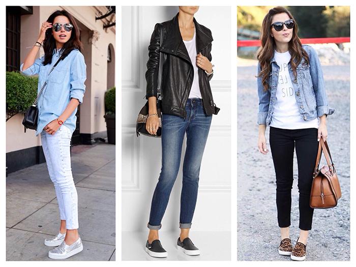 Стильные модели джинсов скинни фото