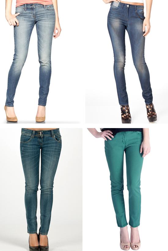 Варианты моделей джинсов скинни фото