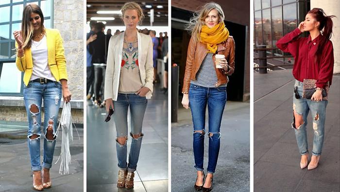 Летние джинсы скинни фото
