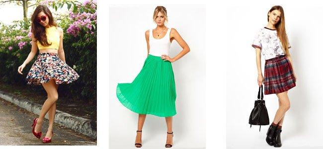 Зелёная юбка солнце фото