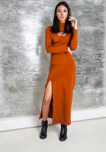 Длинное платье лапша фото