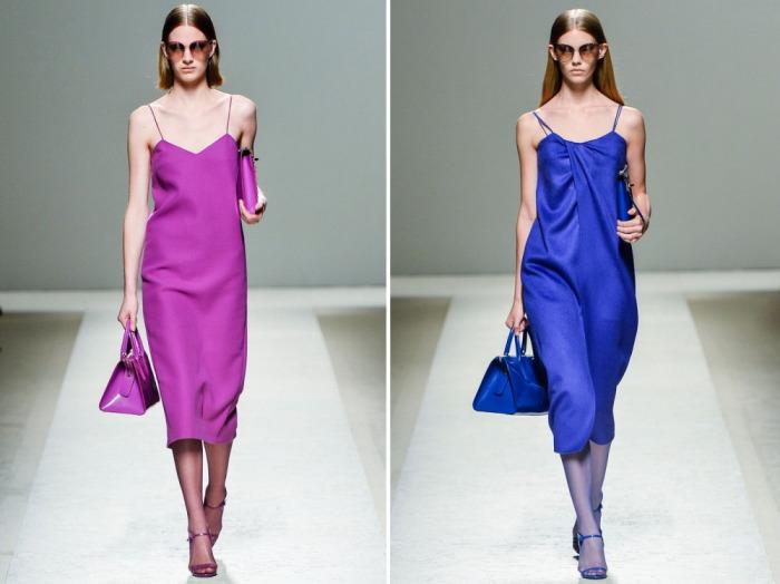 Яркие платья комбинации фото