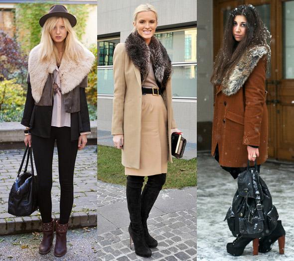 Обувь под зимнее пальто фото